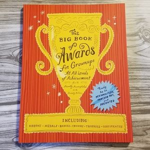 The Big Book of Awards and Trophies